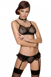 AV Effie Set Black