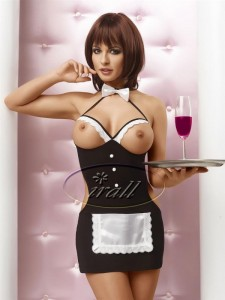 IR Sweet Waitress Set M
