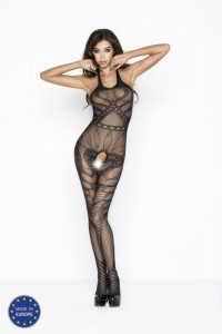 PE Bodystocking BS037 schwarz