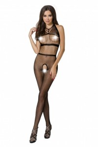 PE Bodystocking BS048 schwarz