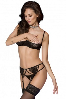 AV Ksenia Set with open Bra S/M
