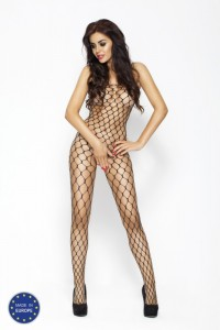PE Bodystocking BS001 schwarz